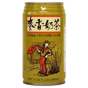 Picture of Tung-I Milk Tea Drink 11.3 Fl Oz