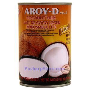 Picture of Aroy-D Lite Coconut Milk 14 Fl Oz