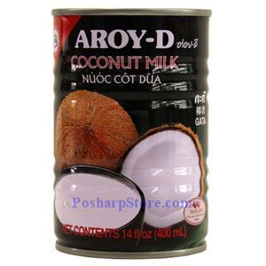 Picture of Aroy-D Coconut Milk 14 Fl Oz