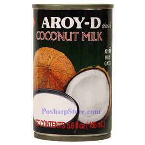 Picture of Aroy-D Coconut Milk 5.6 Fl Oz