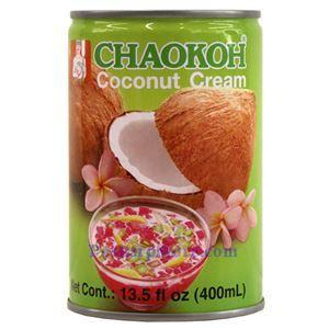 Picture of Chaokoh Coconut Cream 13.5 Fl Oz