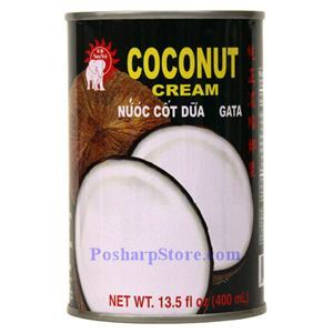 Picture of Sunvoi Coconut Cream 13.5 Fl Oz