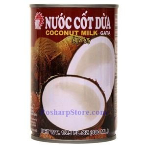 Picture of Caravelle Coconut Milk (Gata) 13.5 Fl Oz