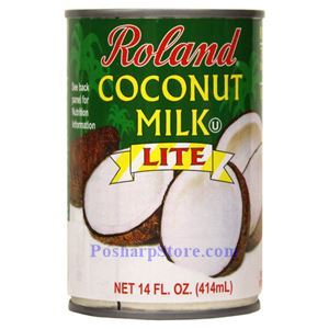 图片 Roland牌淡椰奶 414毫升