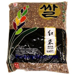 Picture of Korean Red Rice  5 Lbs