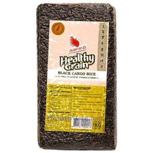 Picture of Sawat-D Healthy Grain Black Cargo Rice 2.2 Lbs