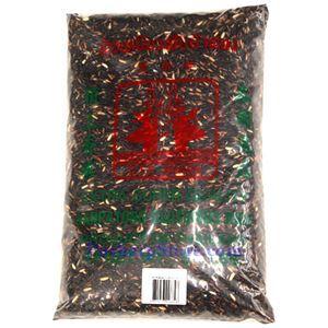 Picture of C.T.F. Brand Thai Sanpatong Black Glutinous Rice 5 Lbs