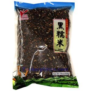 Picture of Green Day Black Sweet Rice  1 Lbs