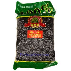 Picture of Fuxiangyuan Black Rice 2 Lbs