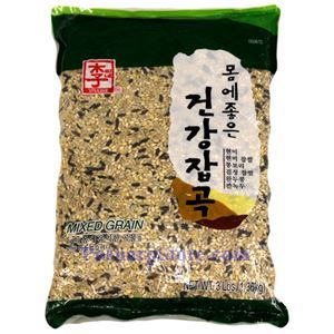Picture of Yissine Korean Mixed Multi Grain Rice 3 Lbs