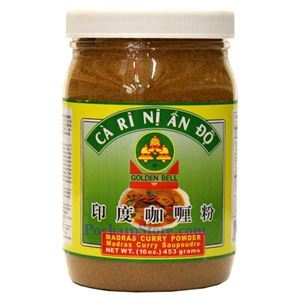 Picture of Golden Bell Madras Curry Powder 16 Oz