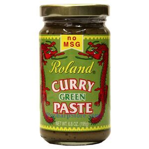 Picture of Roland Green Curry Paste 6.8 Oz