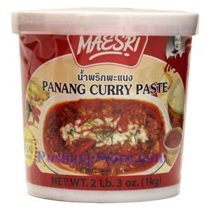 Picture of Maesri Panang Curry Paste 2.3 Lb