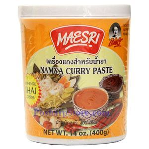 Picture of Maesri Namya Curry Paste 14 Oz