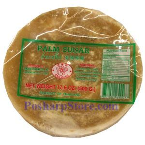 Picture of White Orchid Thailand Palm Sugar 17.6 Oz