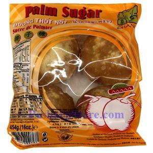 Picture of Chang Premium Thailand  Palm Sugar (4 Pcs Pack) 16 Oz