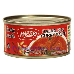Picture of Maesri Kaeng Kua Curry Paste 4 Oz