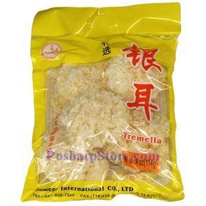 Picture of Domega Dried  Tremella 4 oz