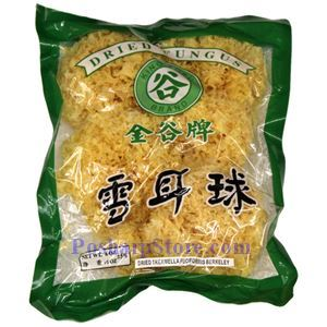 Picture of Kinggu Dried White Fungus 6 oz