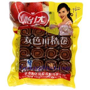 Picture of Yida Double Layer Haw Rolls 7 Oz