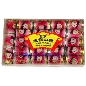 Picture of Tianshi Beijing Mini Haw Flake Roll  9Oz