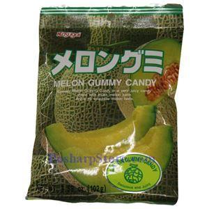 图片 Kasugai牌蜜瓜软糖 102克