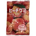 Picture of Kasugai Peach Gummy Candy 3.59 Oz
