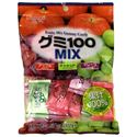 Picture of Kasugai Fruits Mix Gummy Candy 3.59 Oz