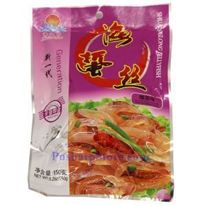 Picture of Haizhiwei Instant Sweet & Sour Jellyfish 5.2 Oz