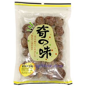 Picture of Qizhiwei Sweet Preserved Plum 4.9 Oz