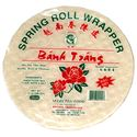 Picture of Dragon Spring Roll Wrapper 22CM  12 Oz