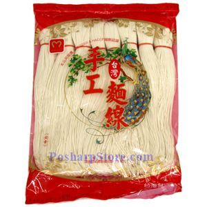 Picture of Hung Ming Taiwan Handmade Vegetarian Noodles 21 Oz