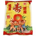 Picture of Mong Lee Shang Taiwan Good Luck and Longevity (Somen) Egg Noodles 21 Oz