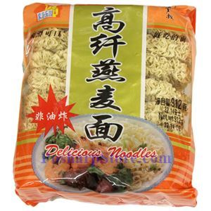Picture of MySupper High Fiber Oatmeal Noodles 32 Oz