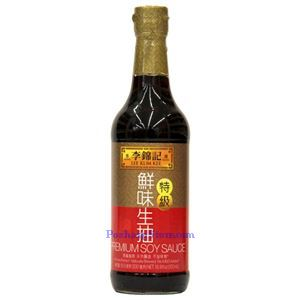 Picture of Lee Kum Kee  Premium Soy Sauce16.9 Fl Oz