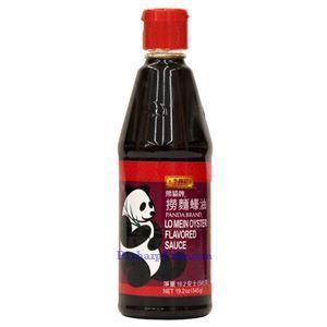 图片 李锦记牌捞面蚝油 545克