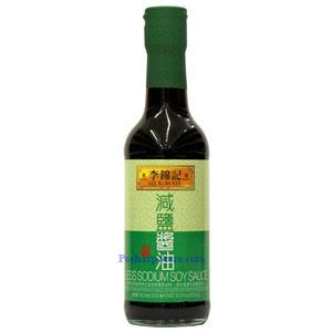 Picture of Lee Kum Kee Less Sodium Soy Sauce 16.9 Fl Oz
