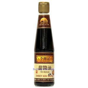 Picture of Lee Kum Kee Sweet Soy Sauce (Soy Sauce for Casserole Rice) 14 Fl Oz