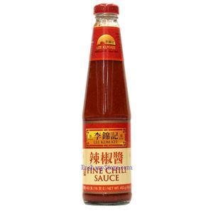 图片 李锦记牌辣椒酱 454克