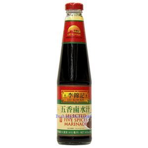 Picture of Lee Kum Kee Five-Spices Marinade 14 Fl Oz