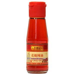 Picture of Lee Kum Kee Peppercorn Chili Oil 4 Fl Oz