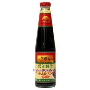 Picture of Lee Kum Kee Chicken Marinade (Teriyaki Sauce) 14 Fl Oz