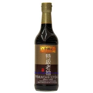 Picture of Lee Kum Kee Premium Dark Soy Sauce 16.9 Fl Oz