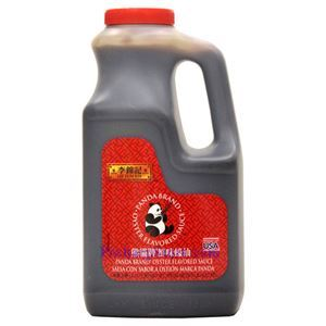 Picture of Lee Kum Kee Panda Oyster Sauce 5 Lbs