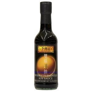 Picture of Lee Kum Kee Double Fermented Soy Sauce 16.9 Fl Oz