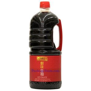 Picture of Lee Kum Kee Soy Sauce 59 Fl Oz