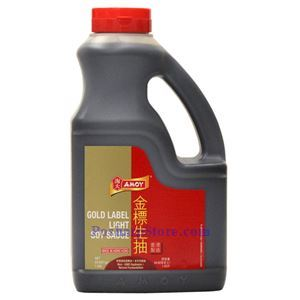 Picture of Amoy Gold Label Soy Sauce 1.92 Liters