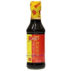 Picture of Amoy Chili Soy Sauce 8.5 Fl Oz