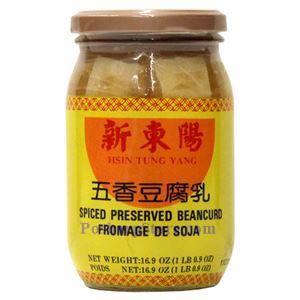 图片 新东阳牌五香豆腐乳 480克