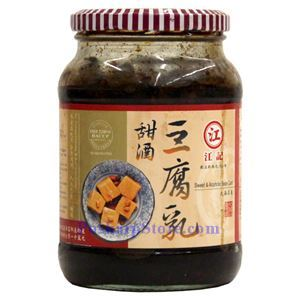 Picture of Jiangji  Fermented Bean Curd with Sweet Rice Wine 28.2 Oz
